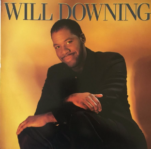 Will Downing ‎- Will Downing (LP) (VG-EX/EX)